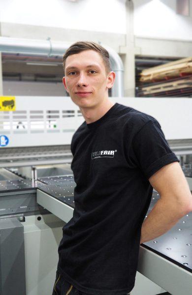 Delafair Mitarbeiter Pavel Filatov