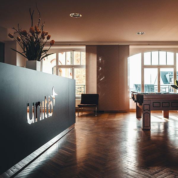 Delafair Innenausbau - Foyer Büroräume
