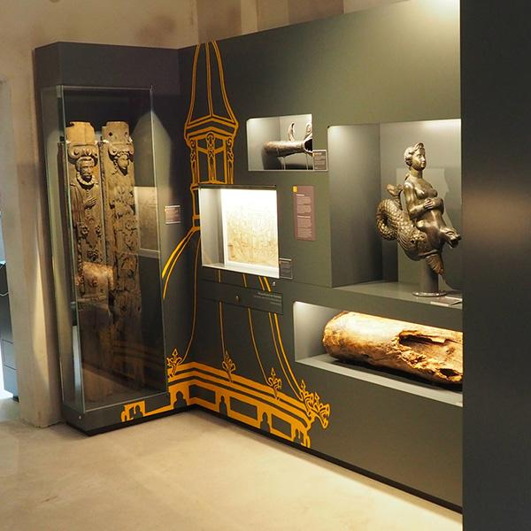 Delafair Ausstellungsbau - Vitrinen